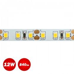 5 Meters of Led Strip 12W 12V DC SMD2835 IP33 No Water Resistant ACA
