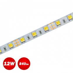 5 Meters Of Led Strip 12W 12V DC IP33 No Water Resistant By Switching Heat - Cold Lighting  ACA