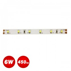 5 Meters Of Stickable LED Strip 6W SMD 24V IP33 ACA