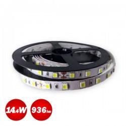 5 Meters LED 5M 14,4W 24V IP20 VALUE - Eurolamp