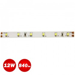 5 Meters Of Stickable LED Strip 12W SMD 24V IP33 ACA