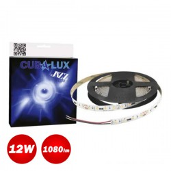 Led Strip JAZZ 48V 12 Watt IP20 SAMSUNG Chip 5m - Maximum operating length 30m - CUBALUX