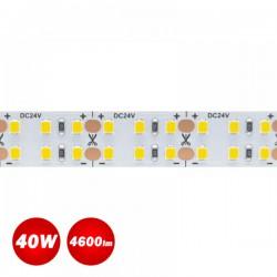 5 Meters Of Led Strip 40W 24V DC IP20 Mε Osram Chip - ACA