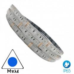 5 Meters Of Led Strip 7.2W SMD 24V IP65 Blue ACA