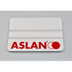 LR1 Plastic Spatula 10cm ASLAN