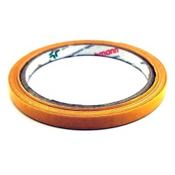 DUPLOCOLL 431 FABRIC tape with Yellow Liner 8mm x 5m - Lohmann
