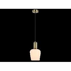 Κρεμαστό Φωτιστικό Μονόφωτο 1x E27 40W max BARON - Viokef