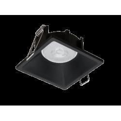 Recessed Spot In Black Or White Color 1x GU10 35W FINO VIOKEF
