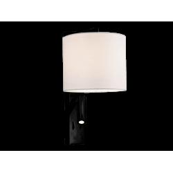 Απλίκα Ανάγνωσης Με LED Σποτ 1x E27 60W / LED 3W MAYOR - Viokef