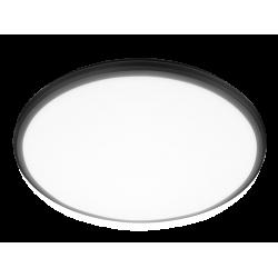LED Φωτιστικό Οροφής Πλαφονιέρα Εξωτερικού Χώρου Φ32cm 24W IP54 RONI - Viokef