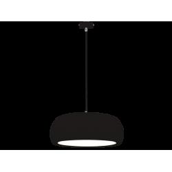 LED Pendant Light In Black or White Color - 24W 2400Lm 3000K SALI - Viokef