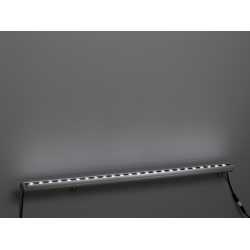 LED Wall Washer Αλουμινίου Σε Ανθρακί 100cm 24W 24V IP66 TRICK - Viokef