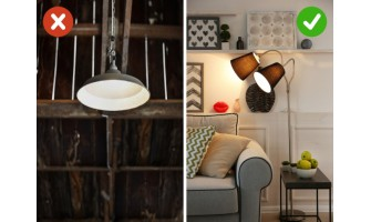 7 Common Home Lighting Mistakes