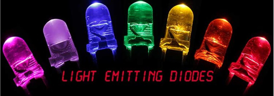 LED - Δίοδος εκπομπής φωτός