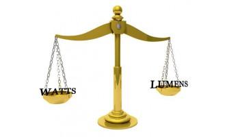 3 Πράγματα Που Δεν Ξέρατε Σχετικά με τα Watts και Lumens των LED