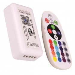 WIRELESS RF CONTROLLER RGB DC 12V/120W 24V/240W