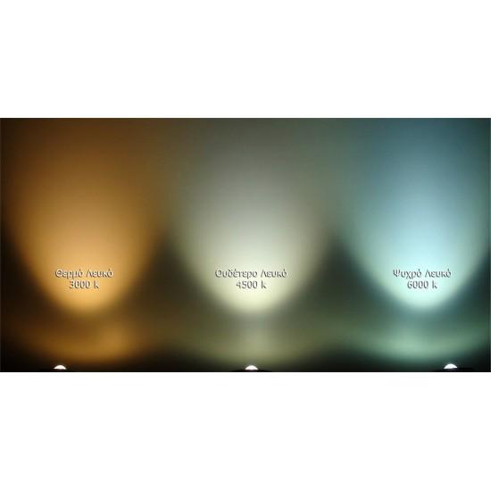 Spot LED SMD GU11 3W 120° 230v Eurolamp