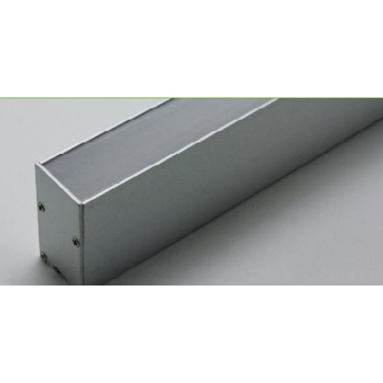 LED Linear Lamp  With Grey Body By ACA In Different Sizes