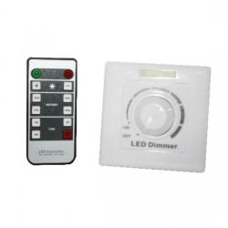 Dimmer Για Λάμπες LED 220V AC + Τηλεχειριστήριο IR 200W ACA
