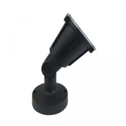 LED SMD Φωτιστικό Κήπου Μαύρο IP54 230V ACA