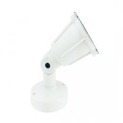 LED SMD Φωτιστικό Κήπου Λευκό IP54 230V ACA