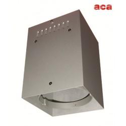 Κενή Κονσόλα Οροφής 1 Θέσεως Με Επιλογή Σποτ AR111 ACA