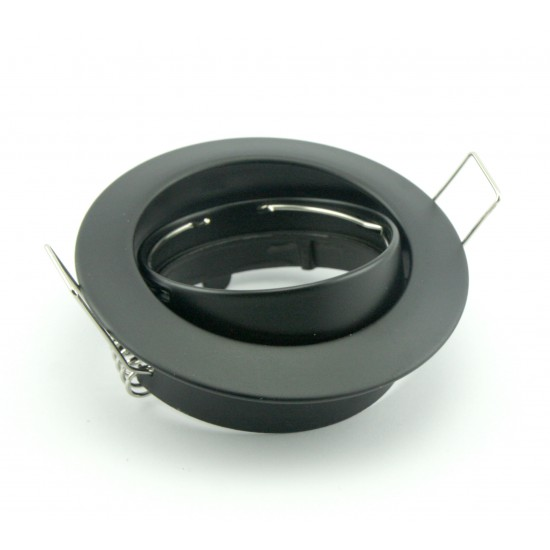Χωνευτό Κινητό Στρογγυλό Σπότ για GU10 / MR16 ACA