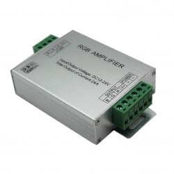 Amplifier For LED Strip RGB RGB 12V/144W 24V/288W Eurolamp