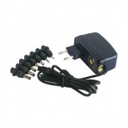 Power Supply-Charger Adjustable Output Voltage Power Adapter 2500mA MW-2006 Amarad