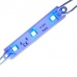 LED Module 0,72W Of Single Color SMD 5730 120° LED-MODULE BLUE Amarad