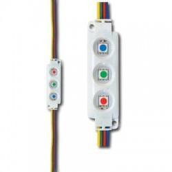 LED SMD 5050 Module 0.72W LED-MODULE RGB IP65 Amarad