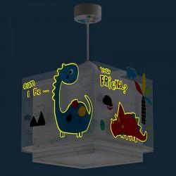 Dinos Fluorescent Pendant Lighting E27 Ango