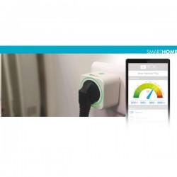 Πρίζα Με Μετρητή Watt Και Bluetooth Για Απομακρυσμένο Έλεγχο Συσκευών BT Smart Plug & Wattameter BeeWi