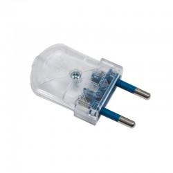 Φις Διπολικό 10Α Διαφανές Creative Cables