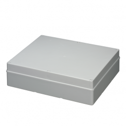 Shaft Box Without Seals Secure with key IP56 460x380x120 400C10 Elettrocanali