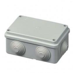 Κουτί Διακλάδωσης Με Στυπιοθλίπτες IP55 120x80x50 400C4R Elettrocanali
