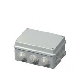 Κουτί Διακλάδωσης Με Στυπιοθλίπτες IP55 190x150x70 400C6 Elettrocanali