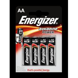 Μπαταρίες Αλκαλικές ENERGIZER AA-LR6 4τμχ