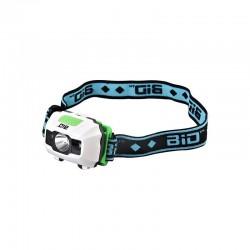 LED Battery Head Light Eurolamp