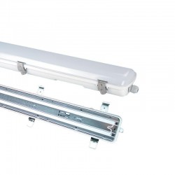 Commercial Use Luminaries With LED Tapes 28W 1.20cm 6500K Eurolamp