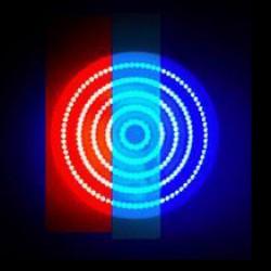 18W LED Φωτιστικό Αδιάβροχο Πισίνας Φ260 120° Σε Λευκό 12V IP68 RGB Eurolamp