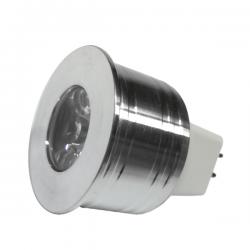 Σποτάκι LED MR11 3 Watt 10-30 Volt Σε Διάφορες Αποχρώσεις Globostar