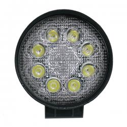 LED Floodlight 24 Watt 10-30 Volt DC Cool white