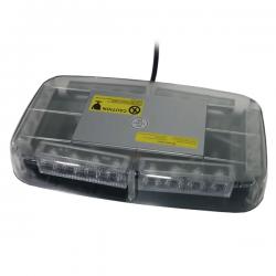 LED Φάρος Οδικής Βοήθειας Για Οροφή Αυτοκινήτου Σε Μπλέ-Κόκκινο 10-30 Volt