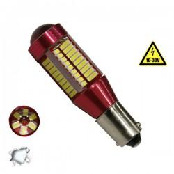 Λαμπτήρας LED BA9S Can Bus Με 78 SMD 4014 10-30v 6000k GLOBO STAR