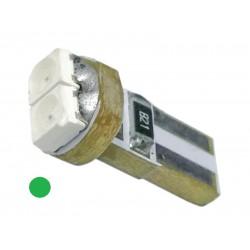 Λαμπτήρας Τ5 με 2 SMD 1210 Πράσινο