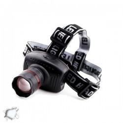 Φακός Κεφαλής LED 5 Watt Με ZOOM GLOBOSTAR 06001