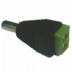 Connector Adaptor for Led Strip DC Male Plug