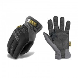 Gloves Proffesional Line USA FastFit Black MECHANIX