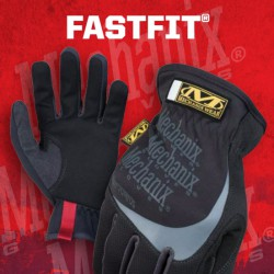 Gloves Proffesional Line USA FastFit Black NEW MECHANIX